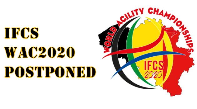 Відкладається Чемпіонат Світу з Аджиліті